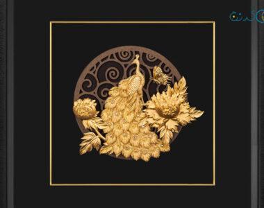 آشنایی با هنر زیبای طلاكوب